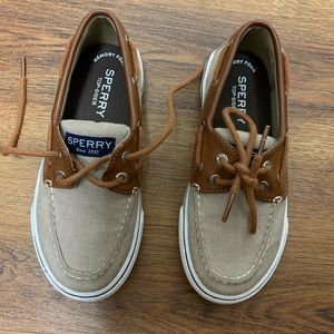 Sperry Boy's Bahama Boat Shoes/Moccasins
